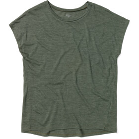 Houdini Activist T-shirt Dames, willow green